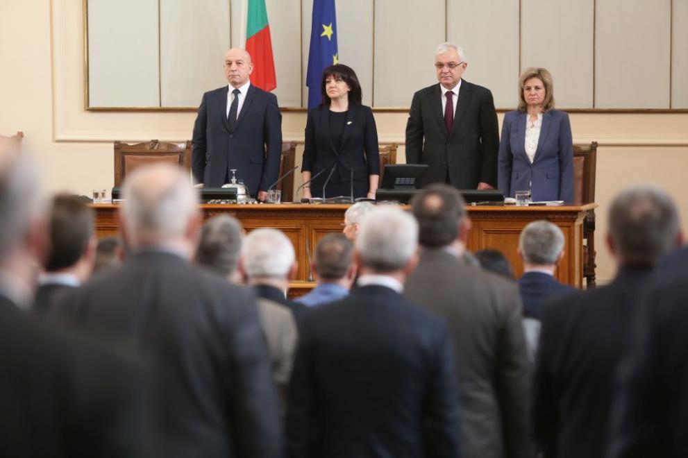 БСП иска предсрочни избори, ГЕРБ поне 6-ма евродепутати, ДПС – програмно правителство