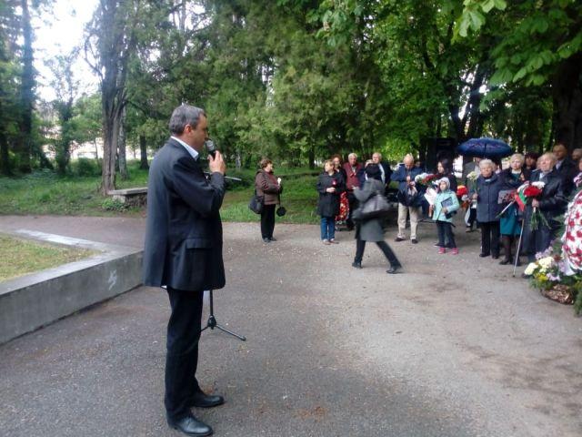 Социалисти, русофили и наследници на руски емигранти почетоха 9 май