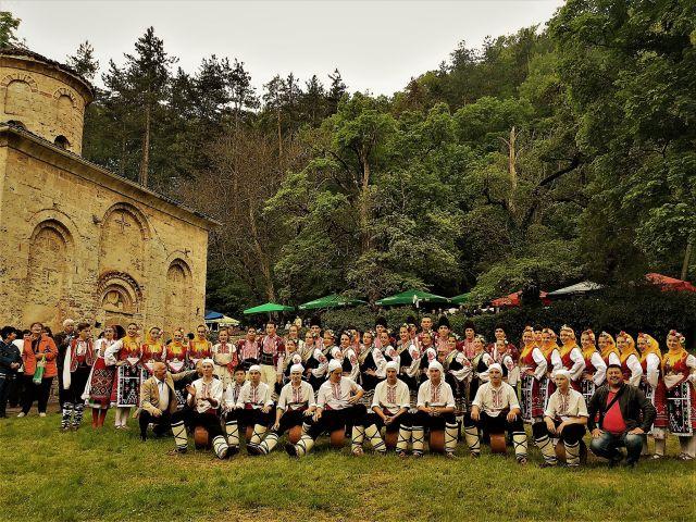 Събор на Земенския манастир посреща гости и приятели