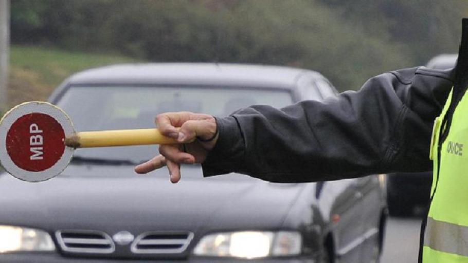 Пак полицейска акция за обезопасителни средства в колата
