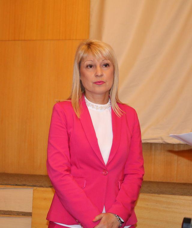 Бившият контрольор на ДКЦ 1 Валентина Страхилова е новият общински съветник от групата на ГЕРБ