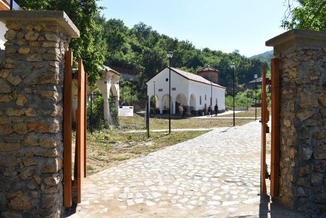 Откриха обновен 120 – годишен манастирски комплекс