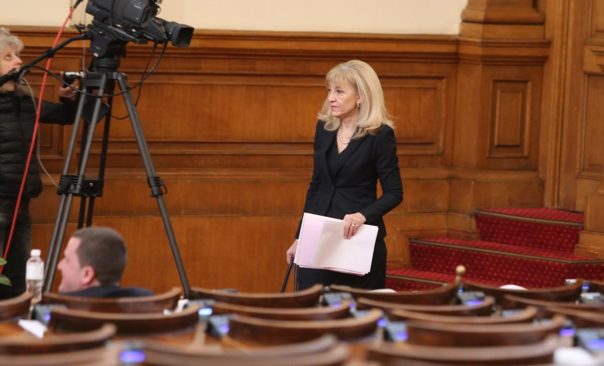 Министърът на регионалното развитие иска по – строг воден режим в Перник