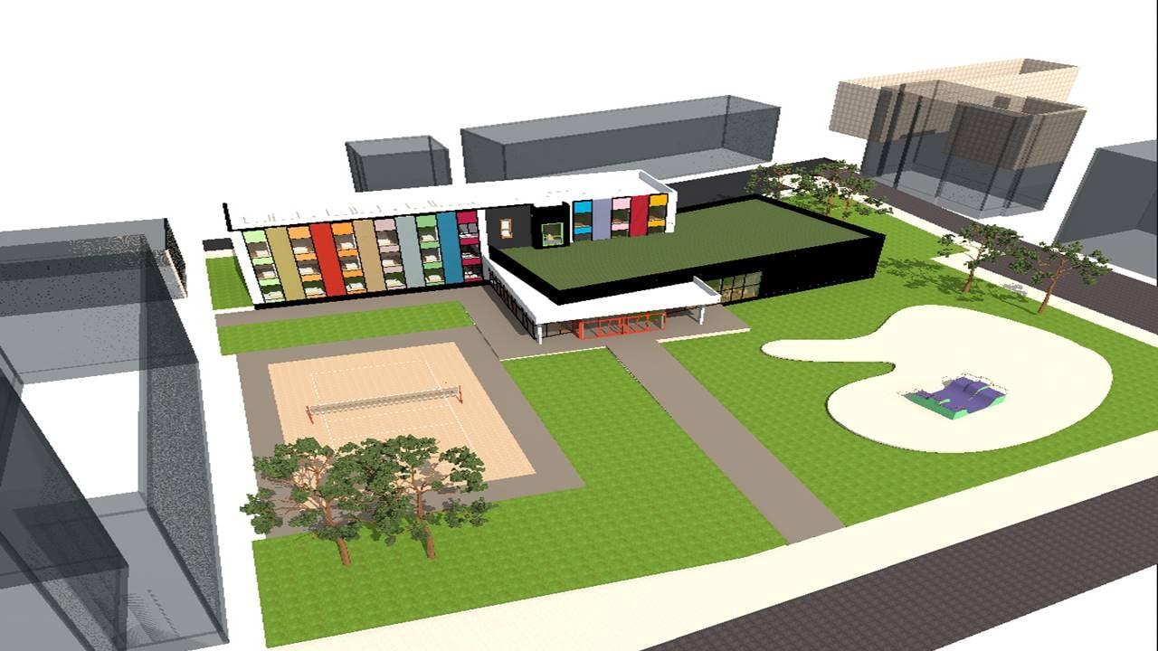 Иновативни дейности очакват перничани в бъдещия Младежки център