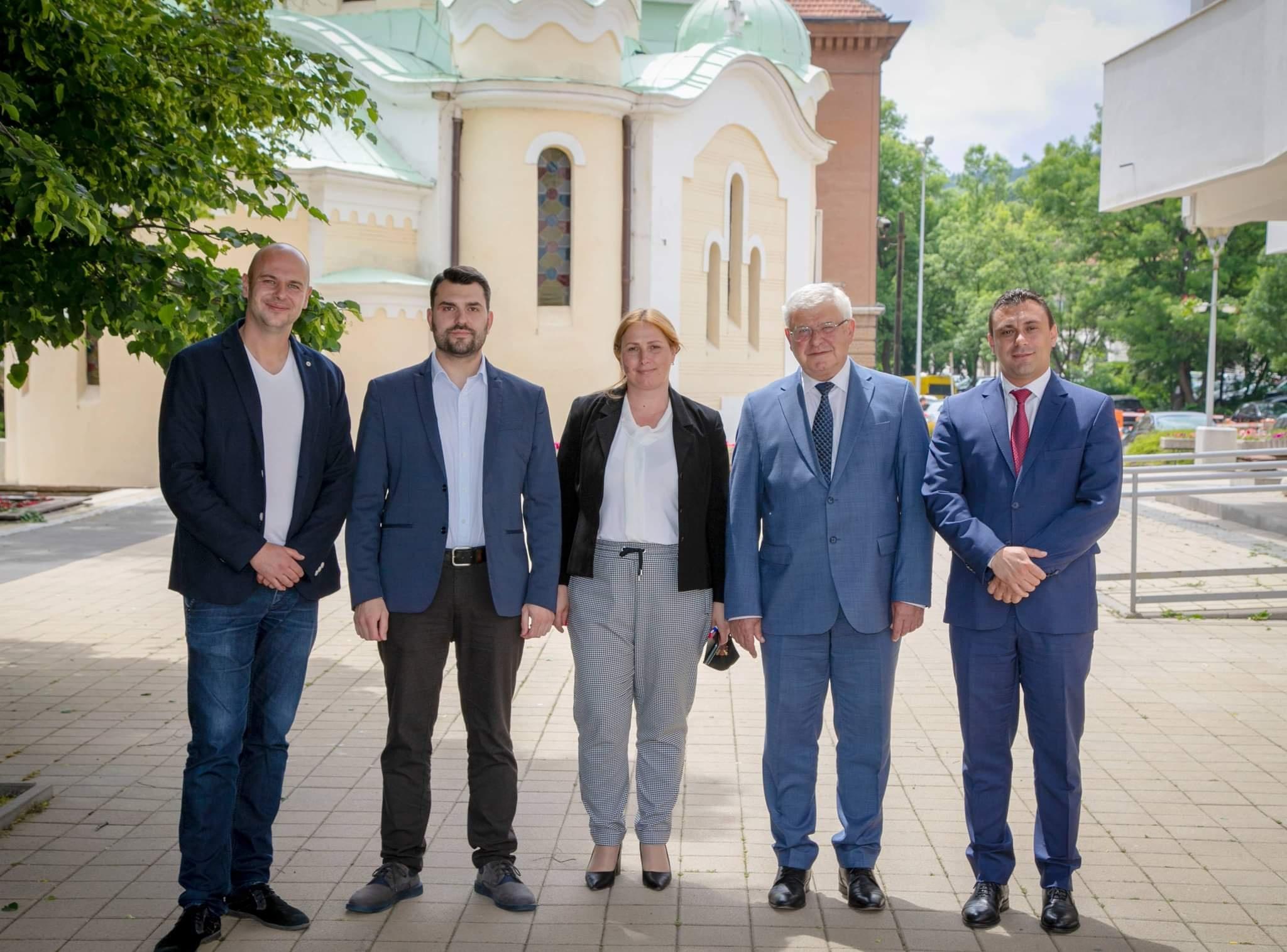Кирил Ананиев отново води листата на ГЕРБ-СДС за област Перник