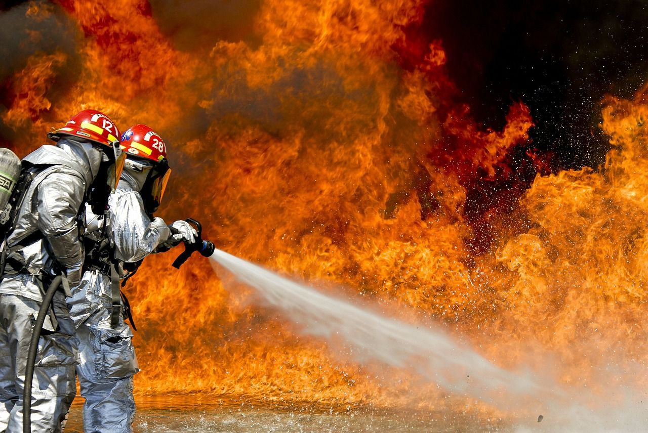 Отбелязване на Седмицата на пожарната безопасност