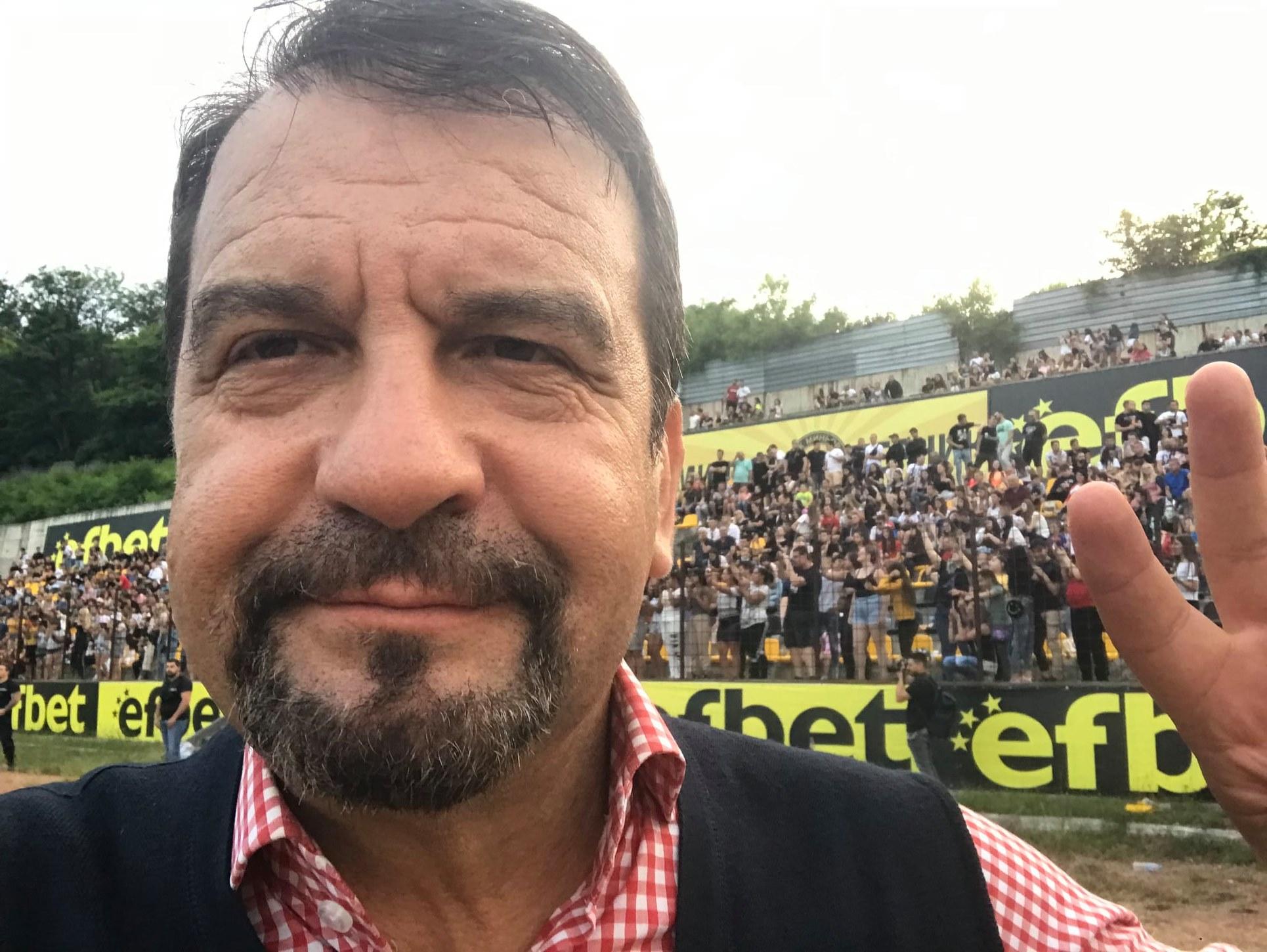 Ники Кънчев: Перник е особен град и аз го обичам